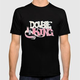 DOUBLE KING: Title Card T-shirt