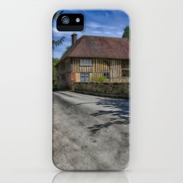 Church House Loose iPhone Case