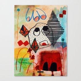 Wait Canvas Print