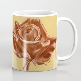 Sanguine Rose Coffee Mug