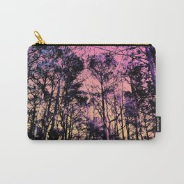 Forest (Sunrise) Carry-All Pouch