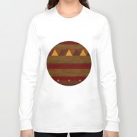 native Long Sleeve T-shirts featuring native. by kelmeloo