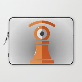 pawn's eye Laptop Sleeve