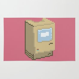 Apple Macintosh 128K Rug