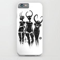 3 horned girls Slim Case iPhone 6s