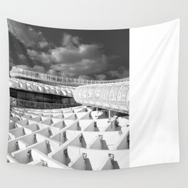 To the top of MetroPolParasol Wall Tapestry