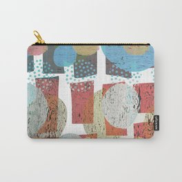 Back to the Fifties Carry-All Pouch
