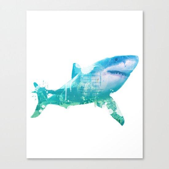 Shark 2016 Canvas Print