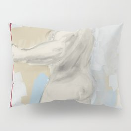 Male Nude Pillow Sham
