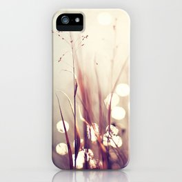 Glimmerings iPhone Case