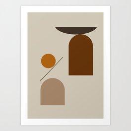 NEWFORM4 Art Print