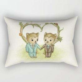 Lovey Rectangular Pillow