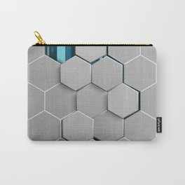 Abstract Design #73 Carry-All Pouch