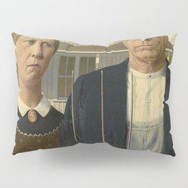 AMERICAN GOTHIC - GRANT WOOD Pillow Sham