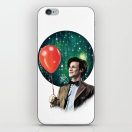 We're All Stories. iPhone Skin