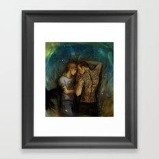 Unguibus et rostro Framed Art Print