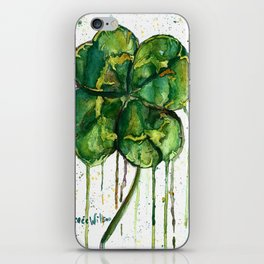 Run O' Luck iPhone Skin