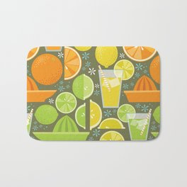 Drink Your Juice Repeat Bath Mat