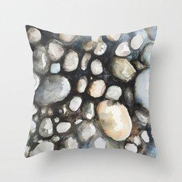 Stenstrand Throw Pillow