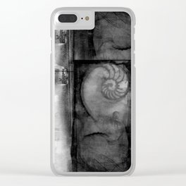 Nature Voices No.3o by Kathy Morton Stanion Clear iPhone Case