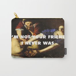 Judith Stopping Holofernes Carry-All Pouch