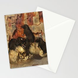 Rattenkinder Stationery Cards