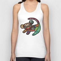 simba Tank Tops featuring Simba by Ilse S