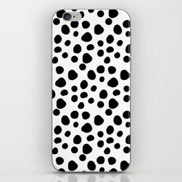 101 dalmatians iPhone Skin