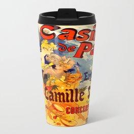 Vintage poster - Casino de Paris Travel Mug