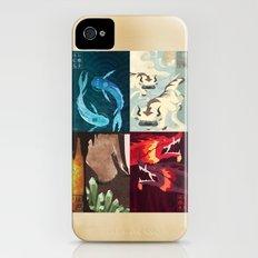 Original Bending Masters Series iPhone (4, 4s) Slim Case