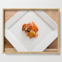 Kimchi Serving Tray