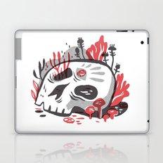 Skill and Mushroom Laptop & iPad Skin