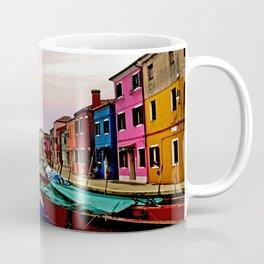 The Burano Island Coffee Mug