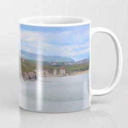 Arch from Dunluce Castle Coffee Mug