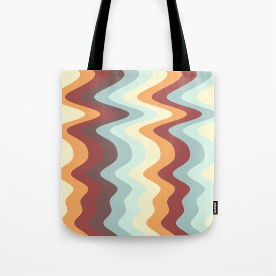 Abstract lines 27 Tote Bag