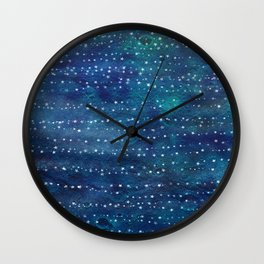 Galaxy IX Wall Clock