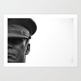 The Sentinel Art Print