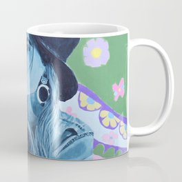 Boho Girl 1 Summer Coffee Mug