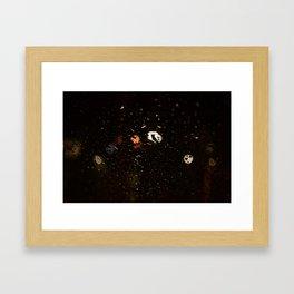 Nobody home Framed Art Print