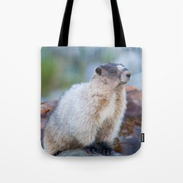 The Marmot Tote Bag