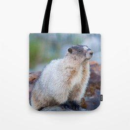 The Marmot Tote Bag