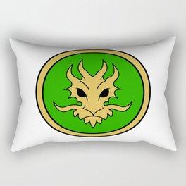 Ninjago Lloyd Symbol Rectangular Pillow