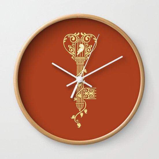 Prisoner Wall Clock