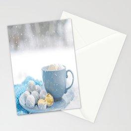 Enjoy the winter! Stationery Cards