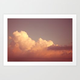 Skies 03 Art Print