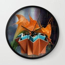 MultiStacking Wall Clock