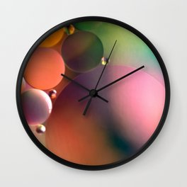 never forget how to dream Wall Clock