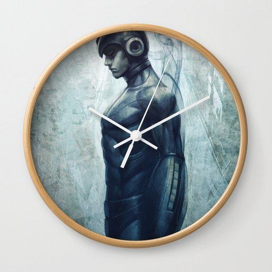 Mega Real Man Wall Clock