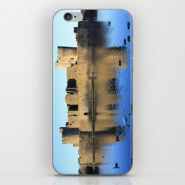 Caerphilly Castle iPhone Skin
