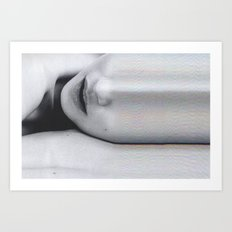 Elle #17 Art Print